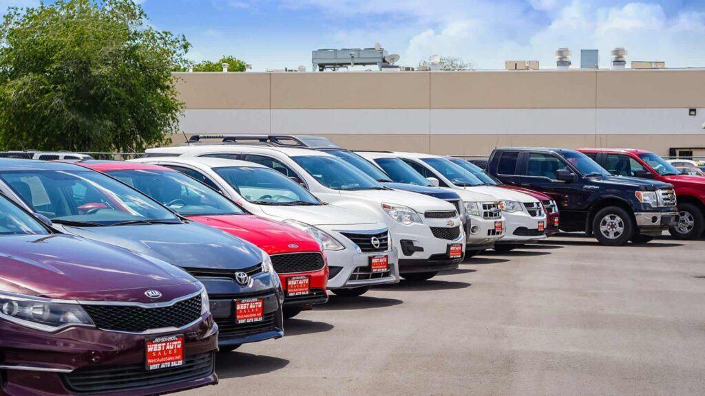 Cơ sở thu mua xe ô tô cũ giá cao với số lượng không giới hạn Thumuaxeotocu.vn