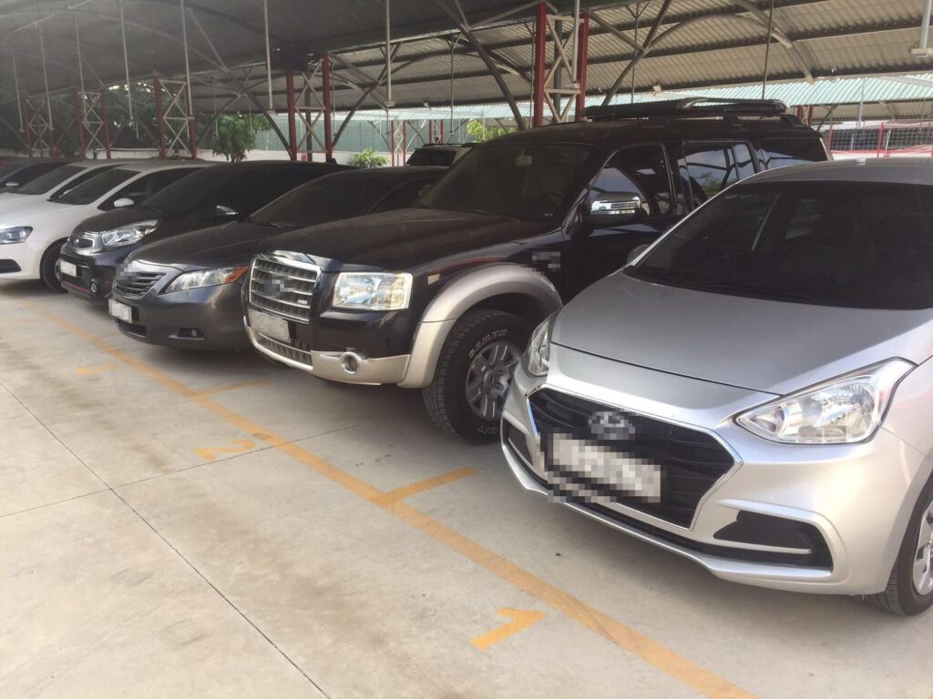 Địa chỉ thu mua xe ô tô cũ giá tốt toàn quốc