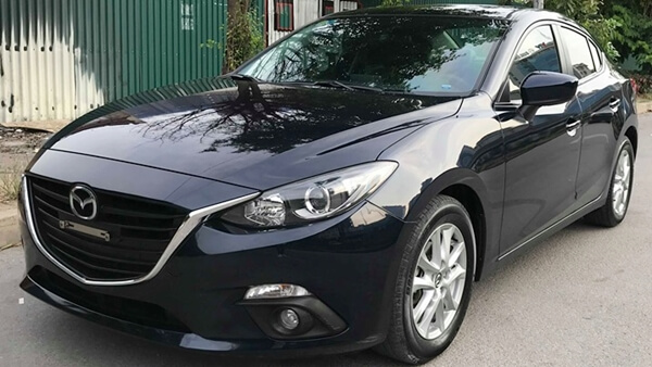 Dịch vụ thu mua xe ô tô cũ Mazda khá phát triển