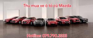Thu mua xe ô tô cũ Mazda