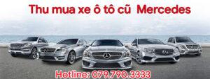 Thu mua xe ô tô cũ Mercedes
