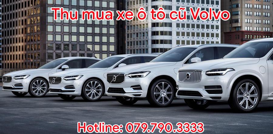 Thu mua xe ô tô cũ Volvo