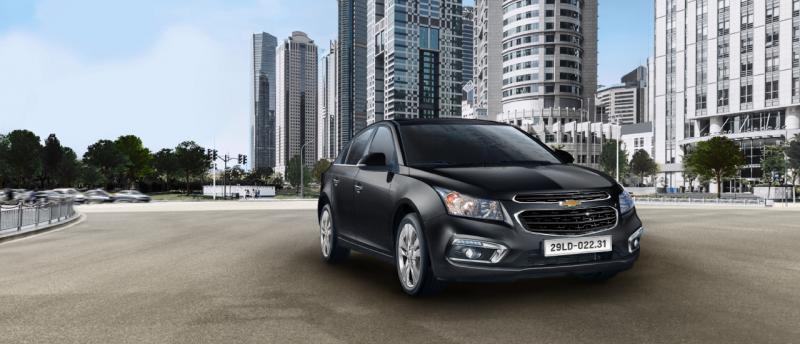 Đơn vị sẽ thu mua xe ô tô cũ Chevrolet với giá cao