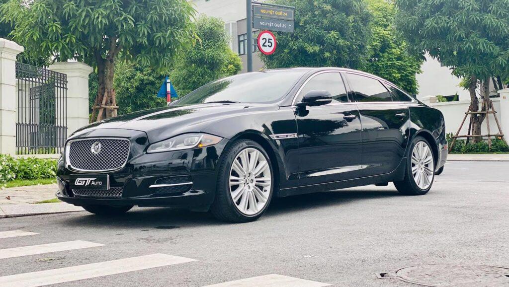 Thu mua xe ô tô Jaguar cũ với giá cao nhất