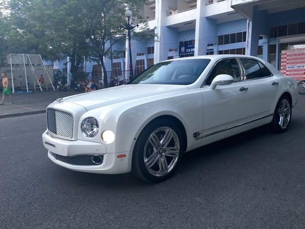dòng xe ô tô Bentley