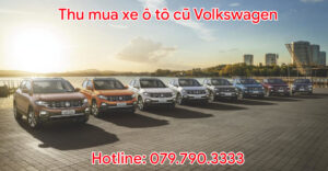 Thu mua xe ô tô cũ Volkswagen